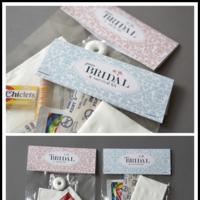 DIY: Bridal Emergency Kit