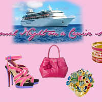57 Grand Bridesmaid Re-Wear Inspiration Board: Formal Dinner on a Cruise Ship