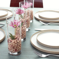 DIY Bean Centerpieces