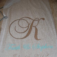 DIY Aisle Runner =)