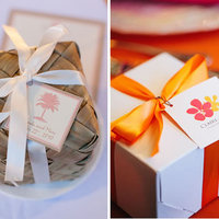 Favor Ideas for a Beach Destination Wedding
