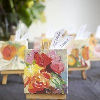 DIY: Mini Masterpiece Escort Cards
