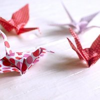 DIY: How to Make a Paper Crane