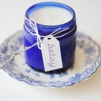 DIY: Homemade Candle Favors