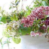DIY: Food Buffet Flower Arrangement