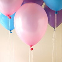 DIY: Balloon Name Cards