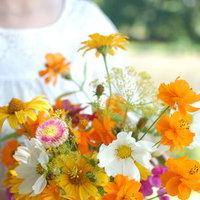 DIY: A Garden Cut Bouquet