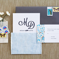 DIY: Patterned Invitation Project