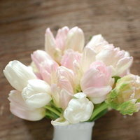 DIY: Floral Recipes for a Pink Wedding