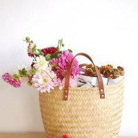 DIY: Farmers Market Wedding Bouquets