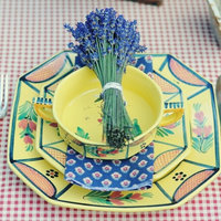 DIY: A French Country Table Setting