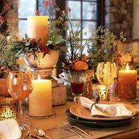 Reception, Flowers & Decor, orange, brown, Flowers