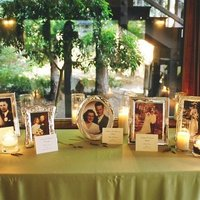 Reception, Flowers & Decor, Candles