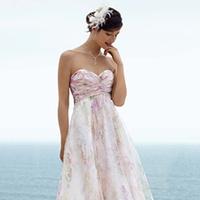 Bridesmaids, Bridesmaids Dresses, Wedding Dresses, Fashion, white, pink, dress