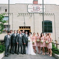 Stephanie and Tom: Milwaukee, Wisconsin