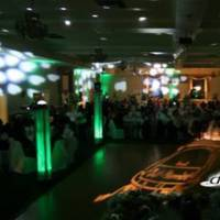 Flowers & Decor, Decor, yellow, blue, green, Lighting, Wedding, Up, Dj, Gobo, Event, Projection, Led, Direct sound wedding dj decor lighting