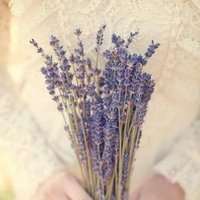 Lavender Bride Bouquet