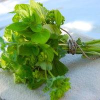 DIY: A Springtime Herbal Table