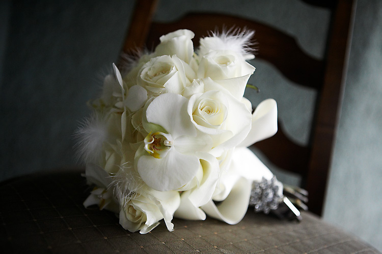 Beauty, white, Feathers, Bouquets, Feather