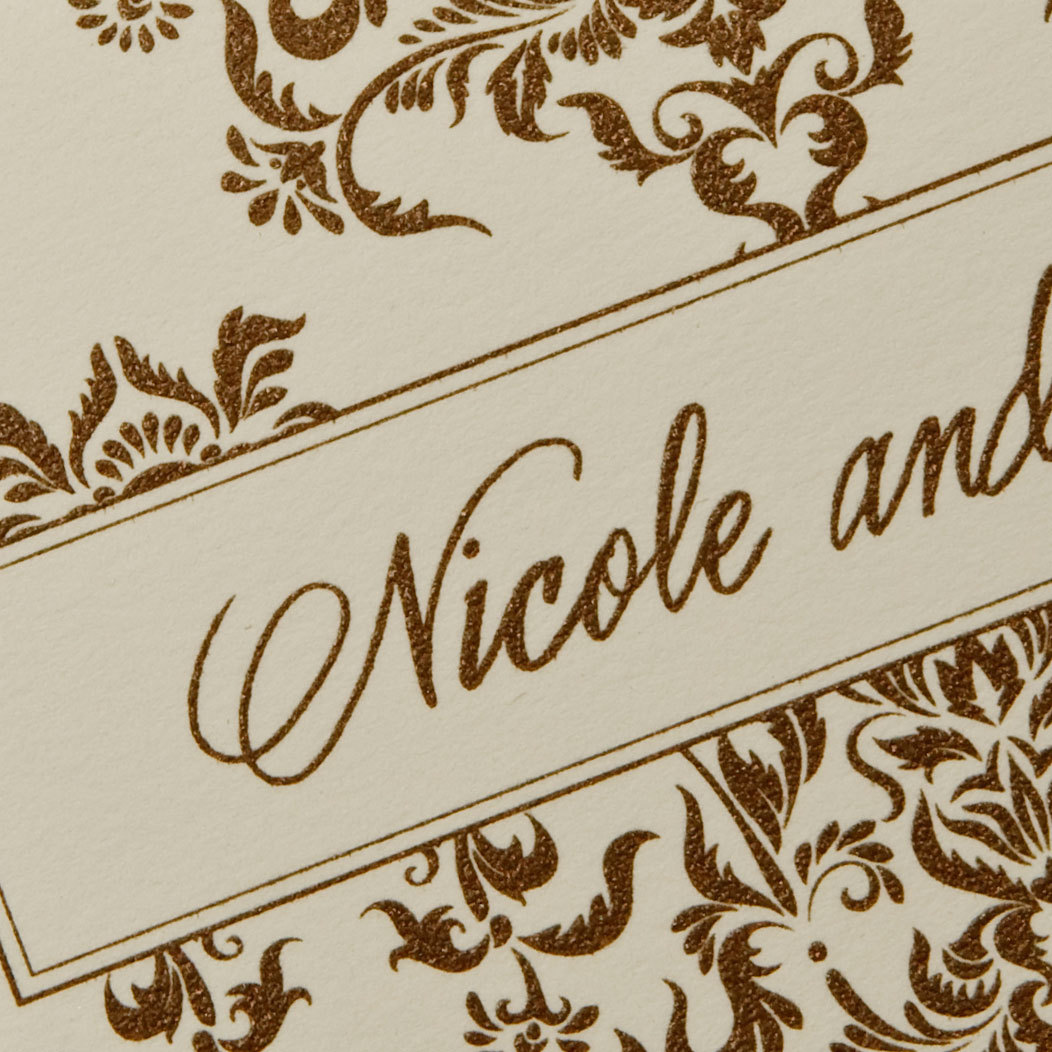 Stationery, white, gold, Invitations, You, Thank, Notes