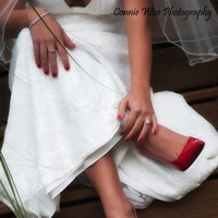 Wedding Dresses, Shoes, Fashion, white, red, dress, Outdoor, Elegant, Beautiful, Legs, Huntsville