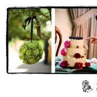 Cakes, green, cake, Bouquet, Wedding, Bridal, Floral, Catering, Back, To, Lush, Organic, Rosemarie lion photography, Earth