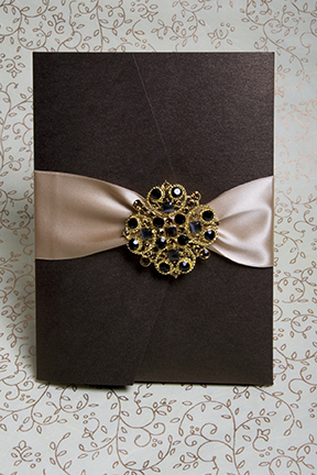 Jewelry, gold, Brooches, Pocketfold, Brooch, Eiffel printing and design, Bronze