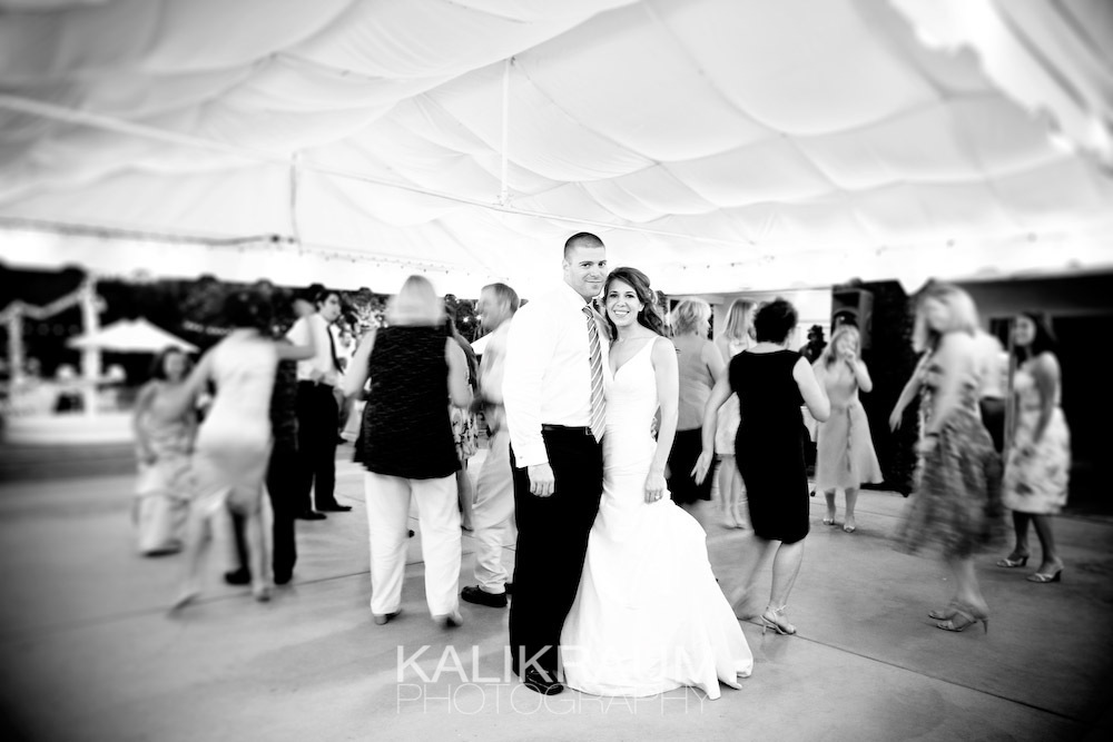 Reception, Flowers & Decor, Black and white, San rafael