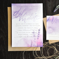 Custom Lavender Design
