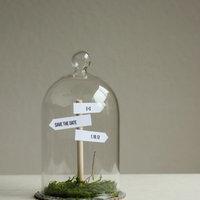 DIY: Signpost Save the Dates