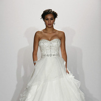 Wedding Dresses, Sweetheart Wedding Dresses, Ball Gown Wedding Dresses, Fashion, Beaded Wedding Dresses, spring 2014 bridal collections, princess wedding dresses, wedding dresses with corset tops
