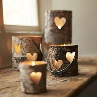 Ceremony, brown, Candles, recpeption