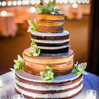 Cakes, Wedding Style, brown, Floral Wedding Cakes, Modern Wedding Cakes, Round Wedding Cakes, Wedding Cakes, Cupcakes, Modern Weddings