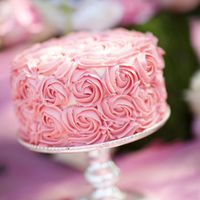 Textured Rose Icing