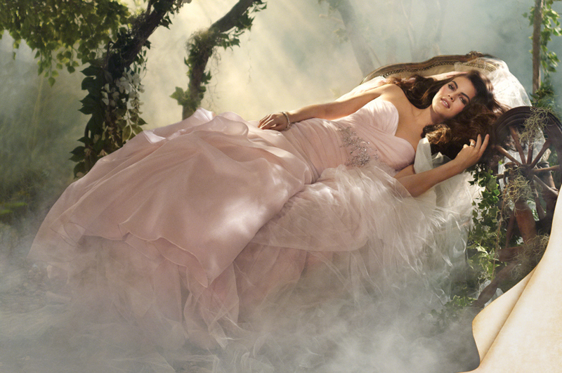 Style No. 218 - Sleeping Beauty