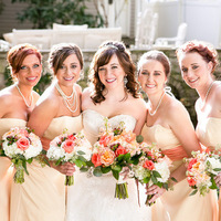 Flowers & Decor, Real Weddings, Wedding Style, orange, pink, Bride Bouquets, Fall Weddings, Classic Real Weddings, Fall Real Weddings, Classic Weddings, Fall Wedding Flowers & Decor, Garden Wedding Flowers & Decor, Rustic Wedding Flowers & Decor, Peach, Tennessee, Romantic Real Weddings, Romantic Weddings, romantic wedding flowers & decor, tennessee real weddings, tennessee weddings