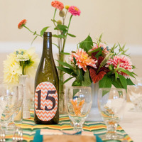 9 Wine Wedding Decor Ideas