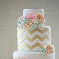 Wedding Cakes: What's Trending for 2013