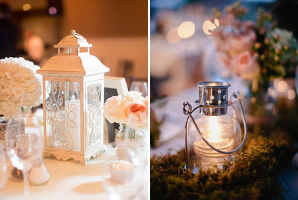 Non floral centerpiece ideas project wedding