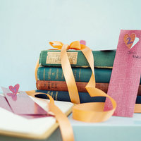 DIY: Bookmark Escort Cards