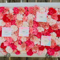 DIY: Blooming Carnation Display Board