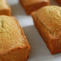 DIY: Mini Lemon Bread Favors