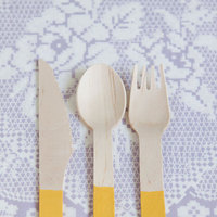 DIY: Color-Dipped Cutlery