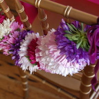 DIY: A Dramatic Chair Garland