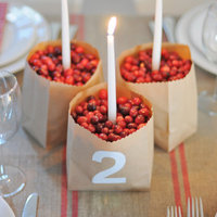 DIY: A Warm and Easy Winter Table