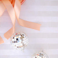 DIY: Disco Ball Accents