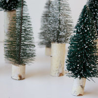 DIY: Miniature Tree Decor