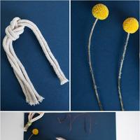 Sailor Knot Boutonnieres