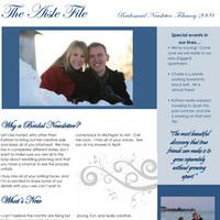 DIY Wedding Challenge: Bridesmaid Newsletter
