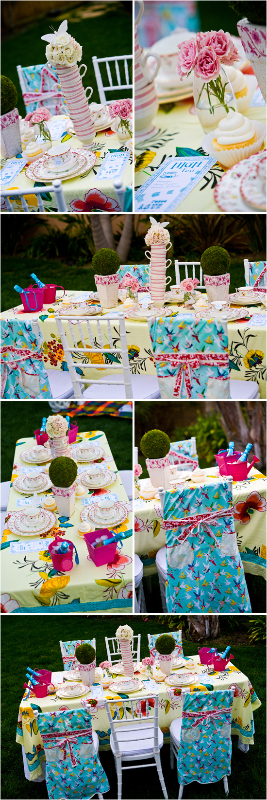 DIY Decor: Alice in Wonderland - Project Wedding